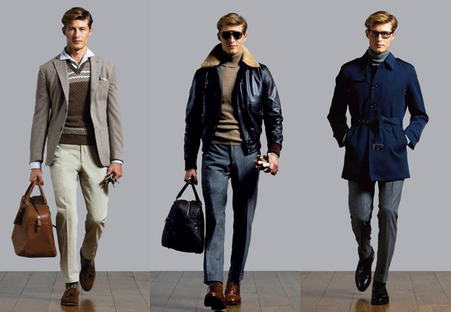 Hackett Autumn / Winter 2011 Look Book – Unrefinery.com