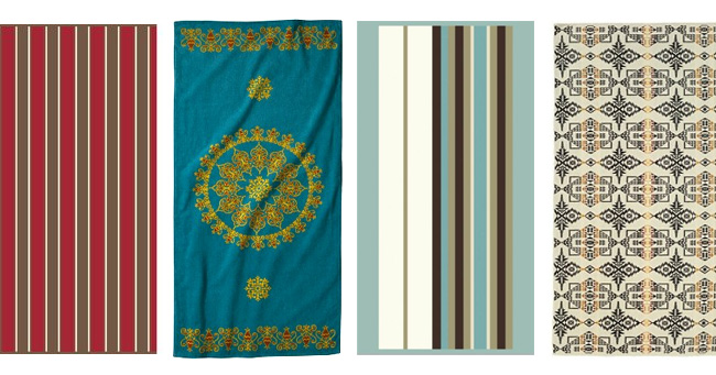 cool beach towels. Cool Beach Towels From Uncool Places M