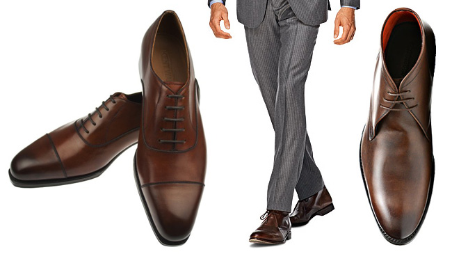 Mailbag: Choosing the right shoes for slim suit pants