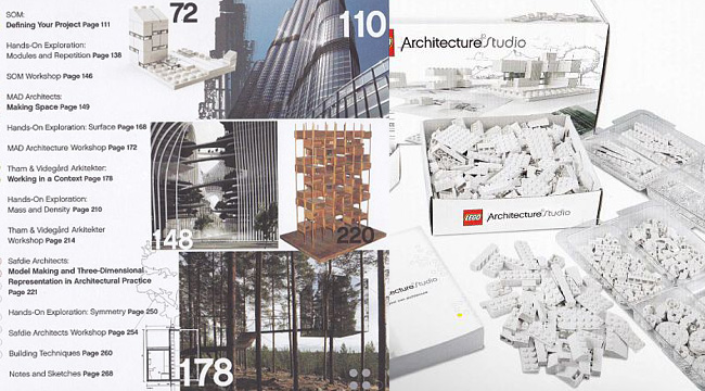 Lego Architecture Studio Book